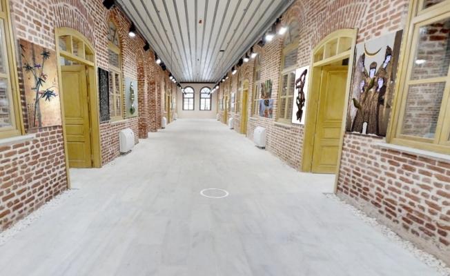 Görsel Sanatlar alanındaki ilk online bienal açıldı
