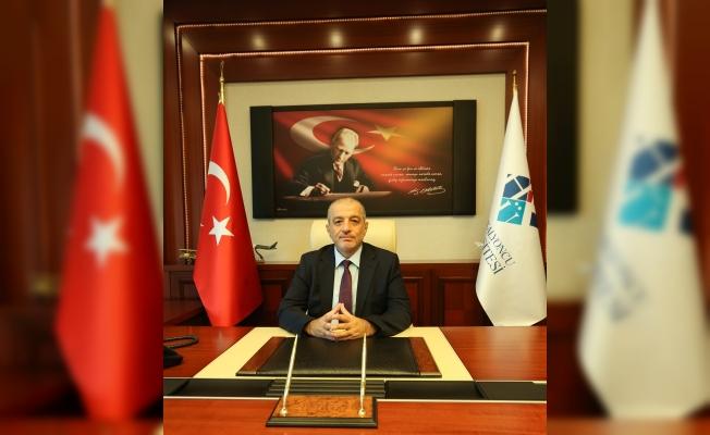 HKÜ Rektörü Turgay Dereli'den 19 Mayıs mesajı