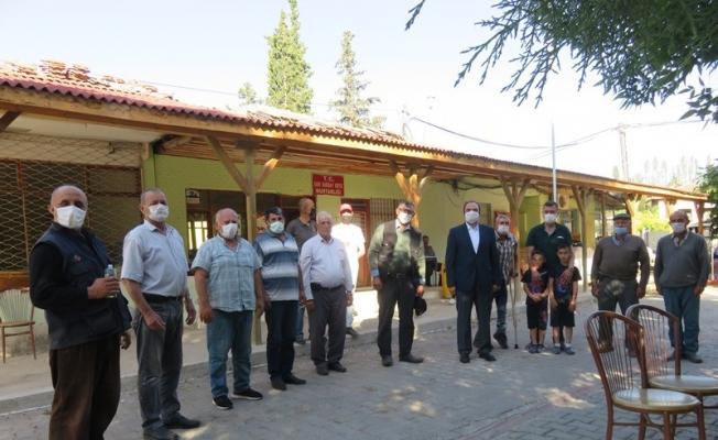 Kaymakam Demirkale, 6 köyün sorunlarını dinledi