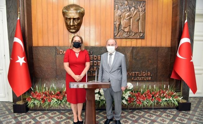 Kosova Başkonsolosundan Manisa temasları