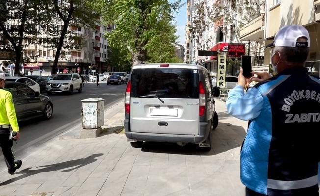 Malatya Büyükşehir zabıta trafikten 36 bin denetim