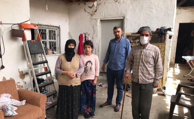 Malatya'da aile dramı