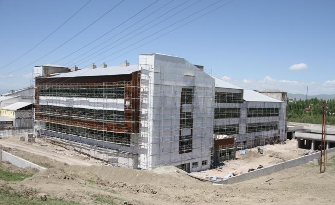 Malazgirt'e 100 yataklı devlet hastanesi