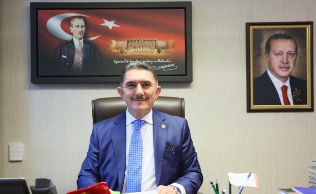 Milletvekili Çelebi'den 19 Mayıs Atatürk`ü Anma Gençlik ve Spor Bayramı mesajı