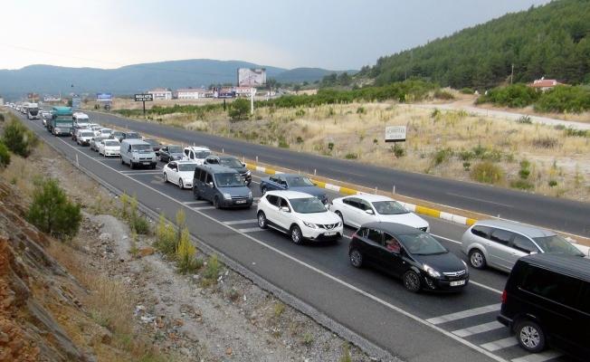 Muğla'da araç sayısı bir yılda 25 bin arttı