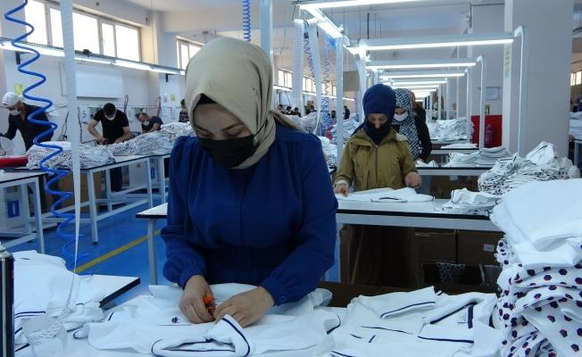 Muş'ta devlet desteğiyle açılan fabrika 33 ülkeye ihracat yapıyor