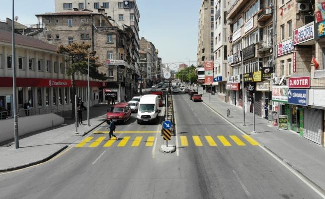Nevşehir'de 127 bin 631 trafiğe kayıtlı araç bulunuyor