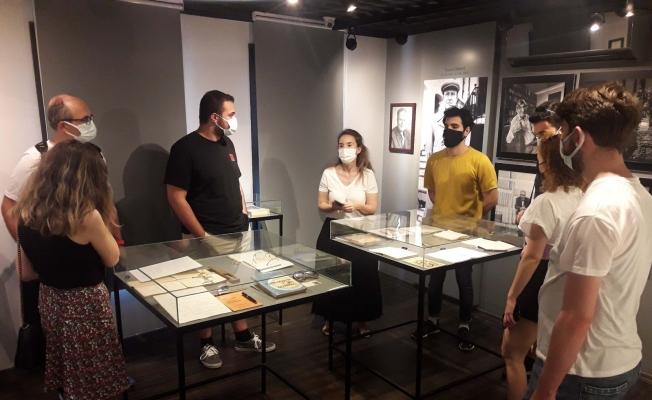 Nilüfer'de 'Müzede bir salı'