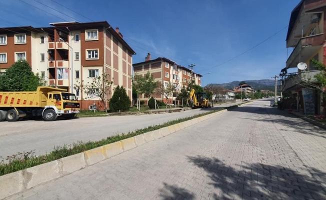 Osmancık Belediyesi tam kapanmayı avantaja çevirdi