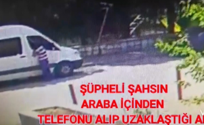 Otodan hırsızlık yapan 2 şüpheli yakalandı