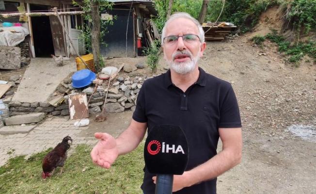 (Özel) Tavukları çalınan mahalleli, çareyi güvenlik kamerasında buldu