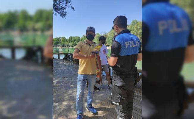 Polis ekipleri boğulma vakalarına karşı vatandaşları uyardı