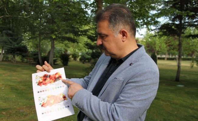 """Prof. Dr. Şengül: """"Kuraklığın iklim değişimi olarak değerlendirilmemesi gerekiyor"""""""