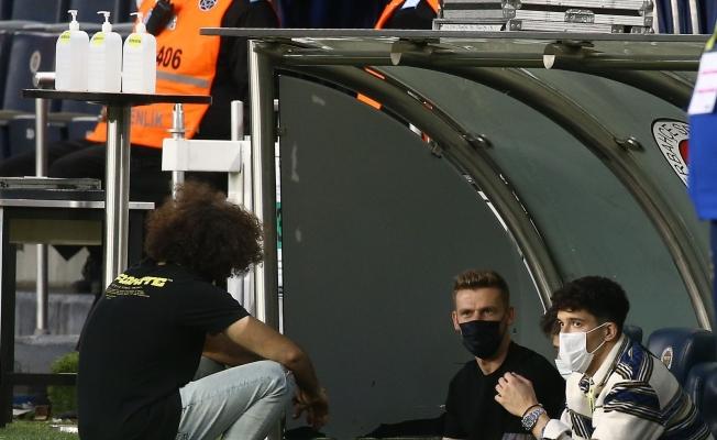 Serdar, Sadık ve Altay'dan maç öncesinde destek
