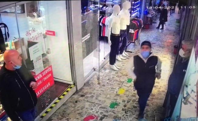 Şişli'de vatandaşın kabusu olan Cezayirli hırsız yakalandı