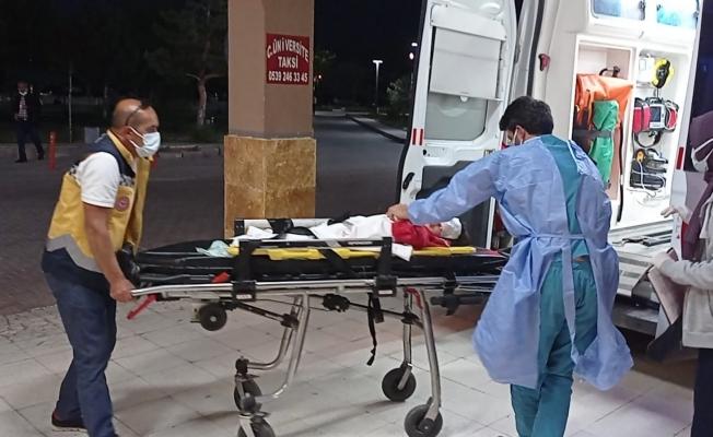 Araç şarampole uçtu: 2 ölü, 4 yaralı
