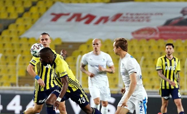 Süper Lig: Fenerbahçe: 3 - BB Erzurumspor: 1 (Maç sonucu)