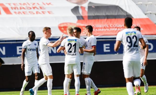 Süper Lig: Kasımpaşa: 3 - Aytemiz Alanyaspor: 0 (Maç sonucu)
