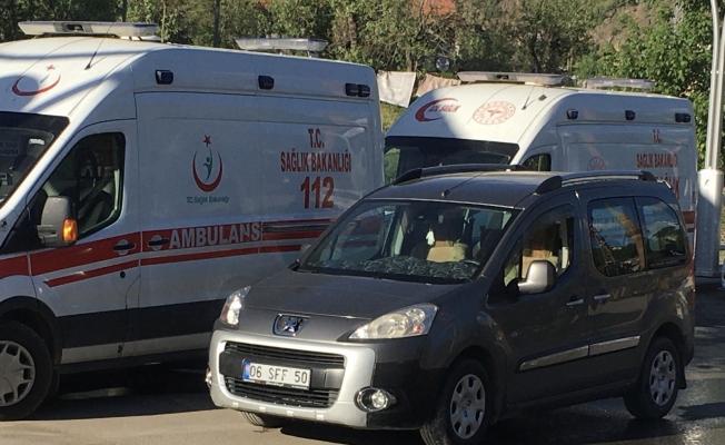 Teröristlerden Çukurca'ya havanlı saldırı