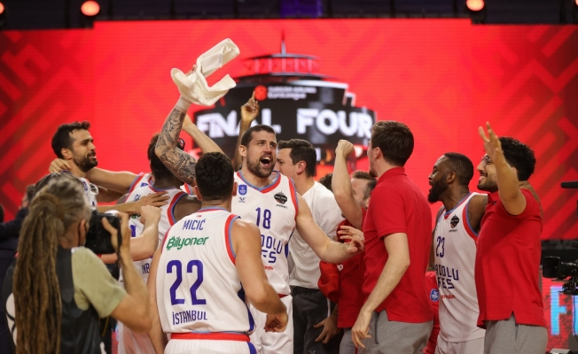 THY Euroleague kupası 2. kez Türkiye'de