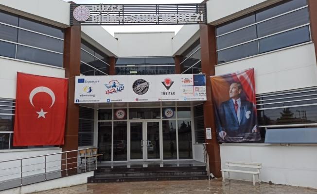 Türkiye'de en çok başvuru Düzce Bilim ve Sanat Merkezi'nden yapıldı