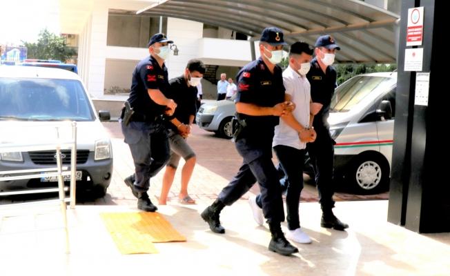 Alanya'da fuhuş operasyonunda 2 tutuklama