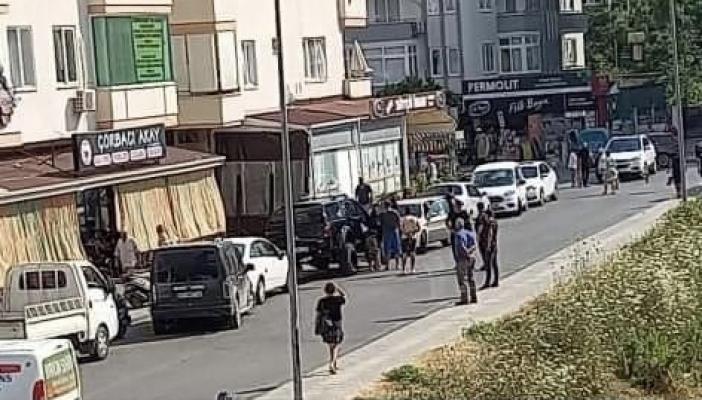 Alanya'da alacağı olan kişinin aracını kurşunlayan şüpheli yakalandı