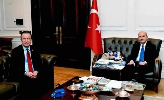 Türkdoğan'dan teşekkür