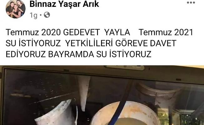 İyi Parti'li Arık'tan ASAT'a isyan