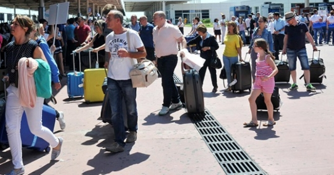 3 milyon Rus turist gelecek