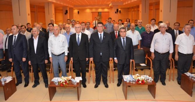 AESOB'da Yapılandırma Toplantısı