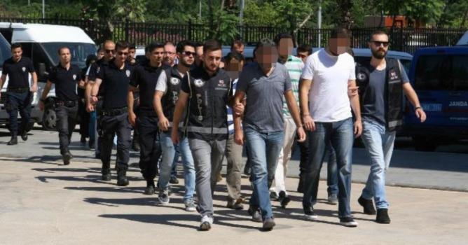 AKDİM üyelerinden 10'u tutuklandı