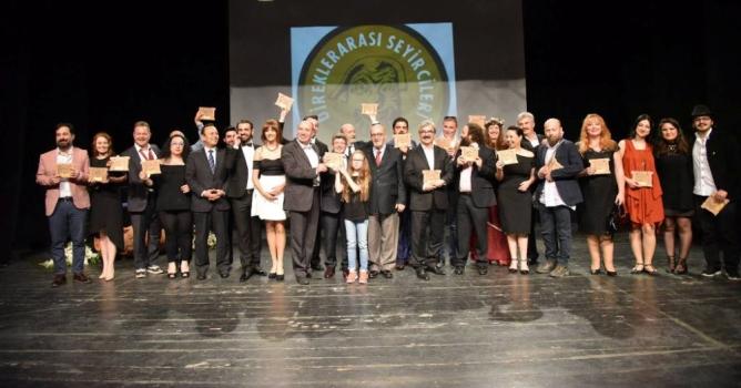 Alanya Belediye  Tiyatrosu'na 8 ödül