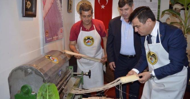 Alanya Belediyesi Anamur'a çıkartma yaptı