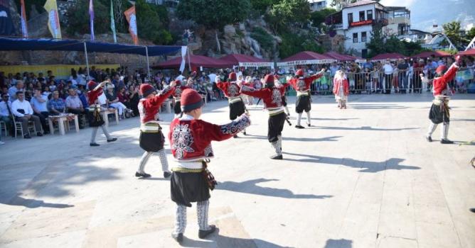 Alanya Çevre Festivali başladı
