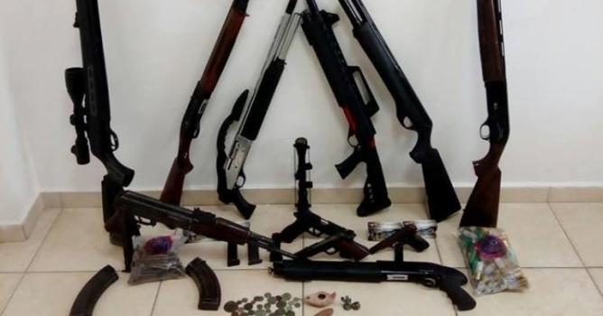 Alanya'da suç örgütü! 12 kişi gözaltına alındı