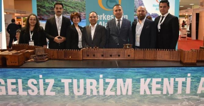 Alanya'dan İstanbul'a engelsiz fuar çıkarması