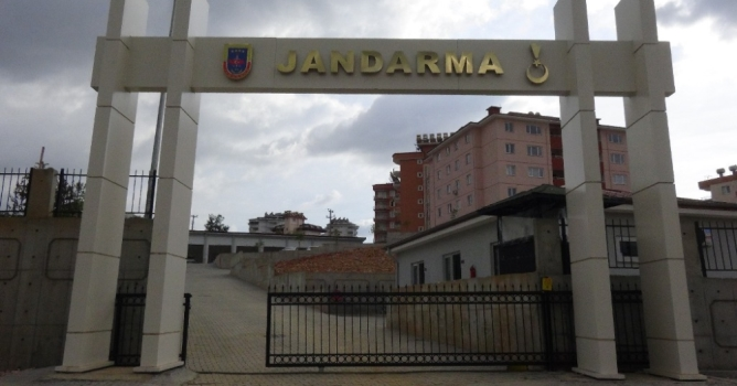 Alanya İlçe Jandarma  yeni binasına taşındı