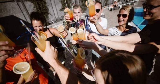 Alanya Sunprime C-Lounge  Hotel'den tanıtım desteği