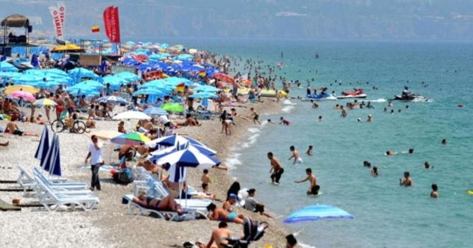 Almanya'da Antalya sürprizi