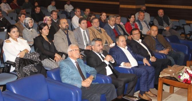 ALSMO'dan üyelere eğitim semineri