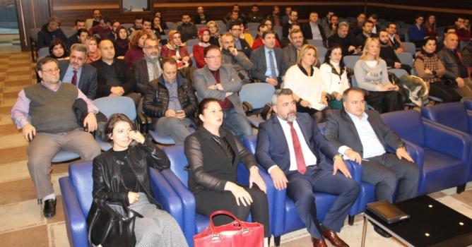 ALSMO seminerlere devam ediyor