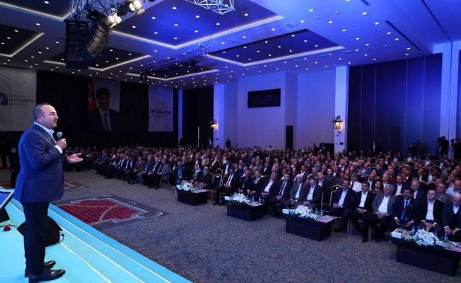 Çavuşoğlu: Antalya teknoloji şehri olacak