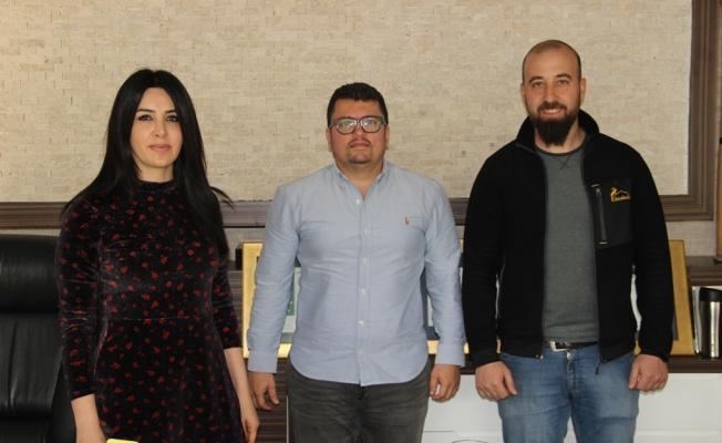 Akdağ Kayak Kulübü'nden  Zamanoğlu'na ziyaret