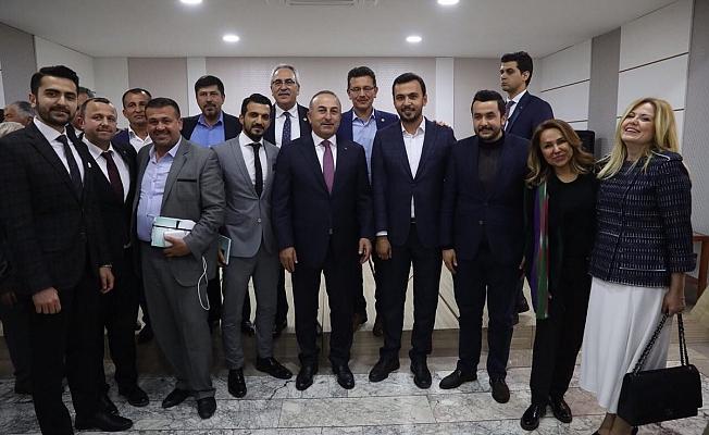AK Parti Teşkilatı tanıştı