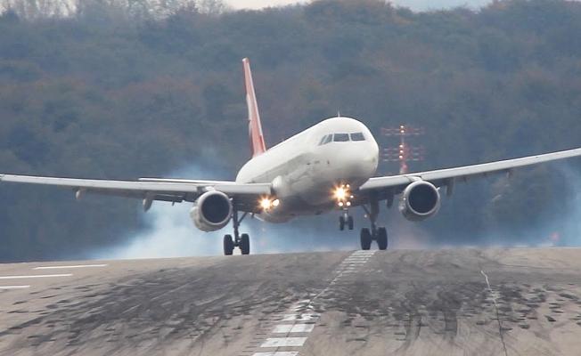 Alanya GZP'de tüm uçuşlar iptal