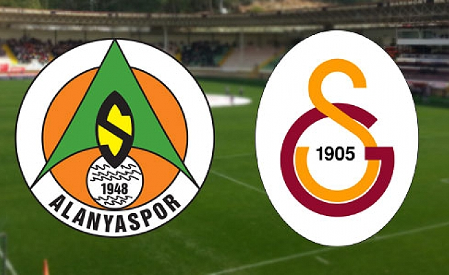 Galatasaray 3 - Alanyaspor 2