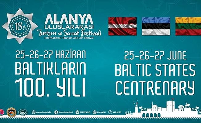 Yüzüncü yılını Alanya'da kutlayacak