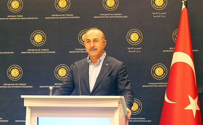 ABD'ye Antalya'dan mesaj