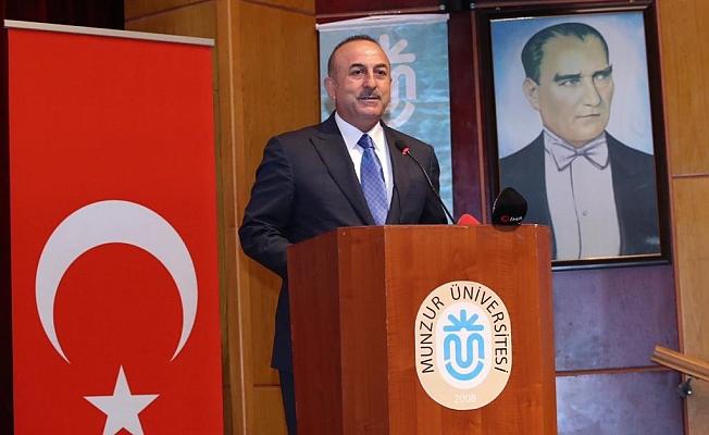 Çavuşoğlu'ndan yerel seçim çıkarması